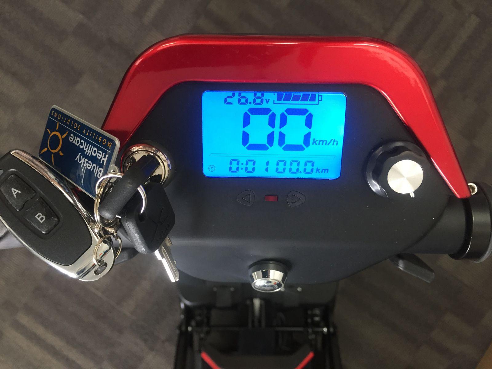 Solax Maleta Digital Dash Display